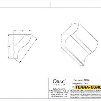CB500 чертеж схема