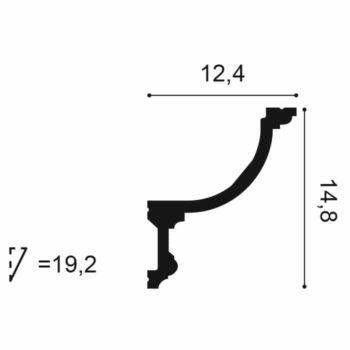 C901:C901F схема с размерами