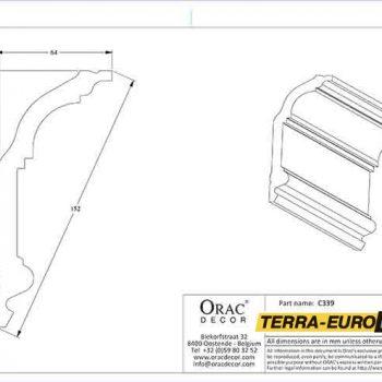 c339- чертеж + размеры