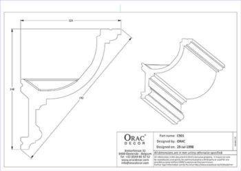 c901 чертеж с размерами