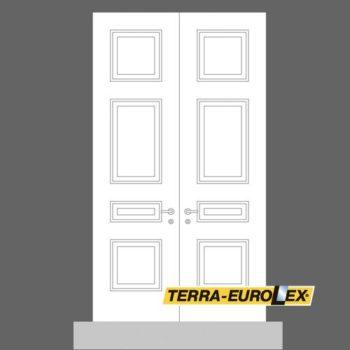 Door panelling Set1 фото