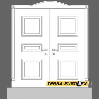 Door panelling Set5 фото