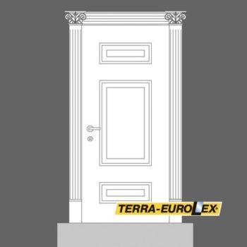 Door panelling Set7 фото