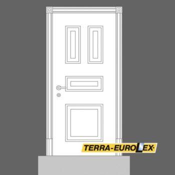 Door panelling Set8 фото