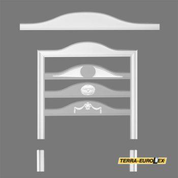 Фото набора дверного обрамления