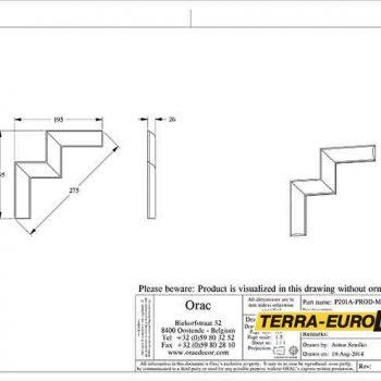 p3020 схема с размерами