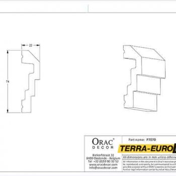 p7070-чертеж + размеры