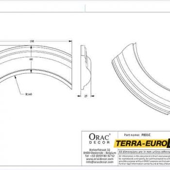 p801c-чертеж + размеры