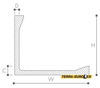ARSTYL®L2 схема размеров