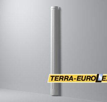 ARSTYL® Half Column, fluted фото