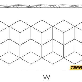 ARSTYL® Cube чертеж и габариты
