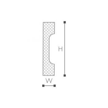 WALLSTYL®WD2- схема+ размеры