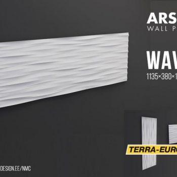 фото ARSTYL® Wave с размерами