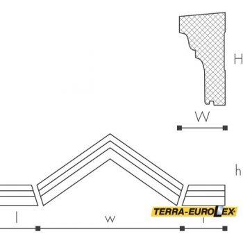 схема и размеры DOMOSTYL®GA2