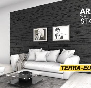 фото modern + wallpanel-stone