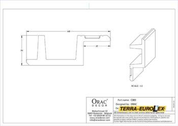 c383 схема с размерами