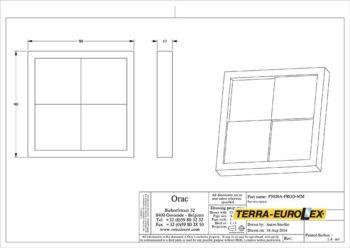p5020a-схема + размеры